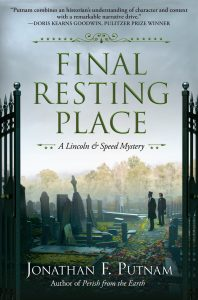 Final Resting Place book